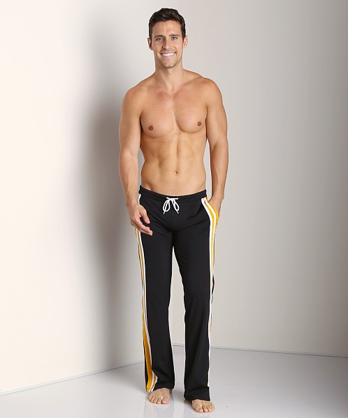 Pistol Pete Jock Pant Black/Yellow