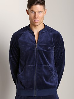 Hugo Boss Innovation 7 Zipper Jacket Blue