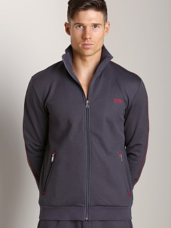Hugo Boss Innovation 6 Zipper Jacket Charcoal