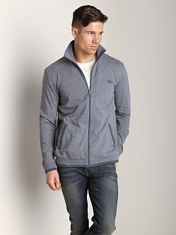 Hugo Boss Innovation 3 100% Cotton Jacket Grey