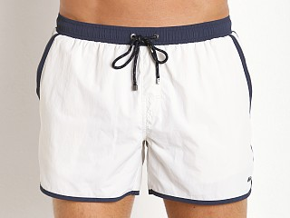 Hugo Boss Shellfish Swim Shorts White