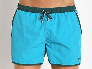 Hugo Boss Shellfish Swim Shorts Turquoise