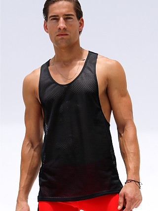 You may also like: Rufskin Santiago Mesh Racer Back Tank Top Black