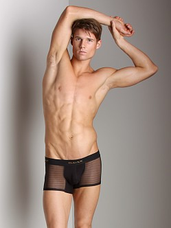 Clever Mesh Bars Boxer Black