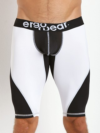 Ergowear GYM Compression Short Black/White