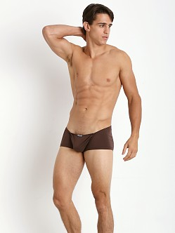 Ergowear FEEL Suave Miniboxer Chocolate