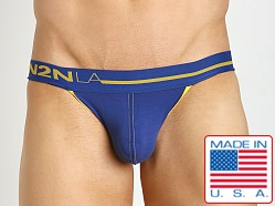 N2N Bodywear Primary Colors Jockstrap Royal