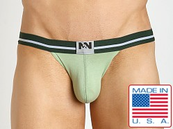N2N Bodywear Fresh Jockstrap Mellow Green