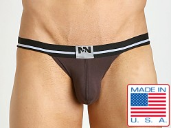 N2N Bodywear Fresh Jockstrap Deep Brown