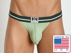 N2N Bodywear Fresh Sports Brief Mellow Green