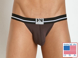 N2N Bodywear Fresh Sports Brief Deep Brown