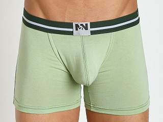 Complete the look: N2N Bodywear Fresh Boxer Mellow Green