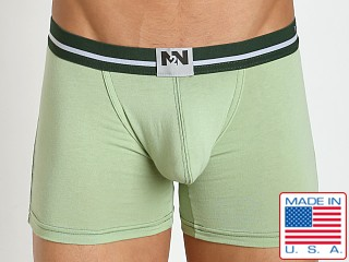 N2N Bodywear Fresh Boxer Mellow Green