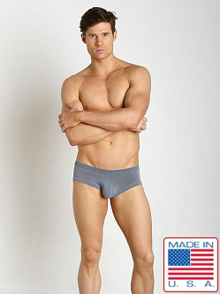 N2N Bodywear Vintage Trunk Dusty Blue
