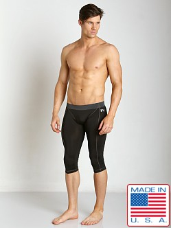 N2N Bodywear Tritech Spandex Runner Black/Grey