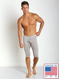 N2N Bodywear Lodge Mid Johns Heather
