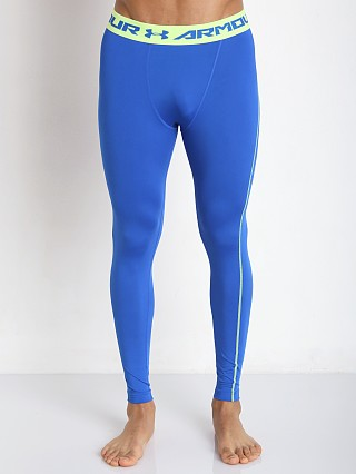 Under Armour Heatgear Compression Legging Ultra Blue