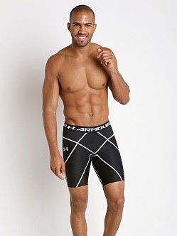 Under Armour Heatgear Compression Core Short Black