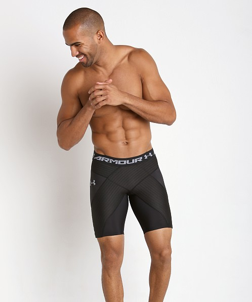24f3146ee Under Armour Heatgear Compression Core Short Pro Black 1271329-001 at  International Jock
