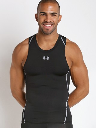 Complete the look: Under Armour Heatgear Compression Tanktop Black
