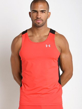 Under Armour Coolswitch Running Tanktop Rocket Red