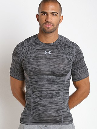 Complete the look: Under Armour Coolswitch Compression Shortsleeve Tee Graphite