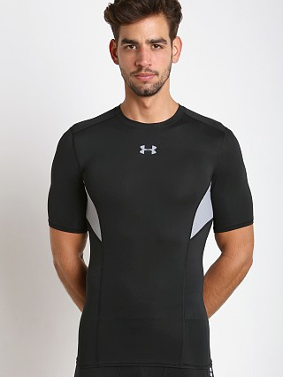 Under Armour Coolswitch Compression Shortsleeve Tee Black