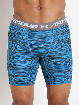 Under Armour Coolswitch Compression Short Electric Blue