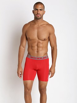 Under Armour Coolswitch Compression Short Red