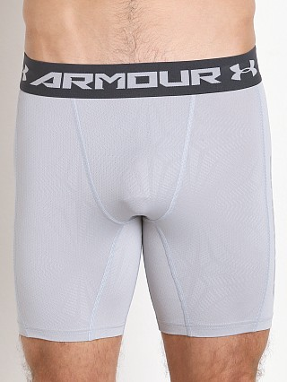 Under Armour Coolswitch Compression Short Overcast Grey