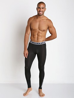 Under Armour Coolswitch Compression Leggings Black