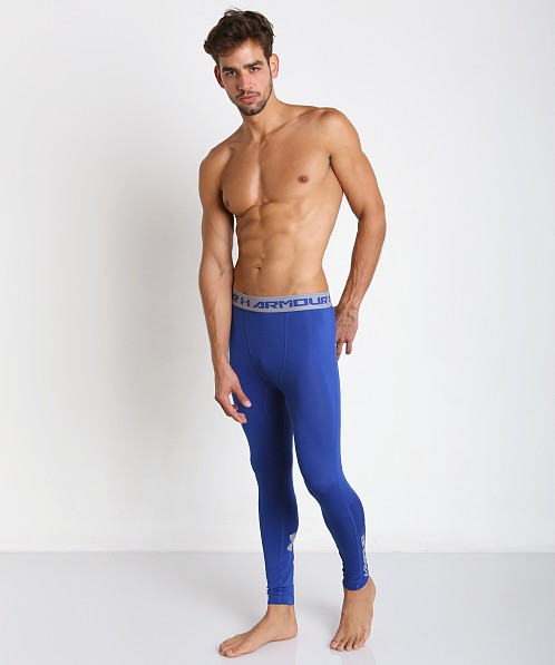 Under Armour Coolswitch Compression Leggings Royal