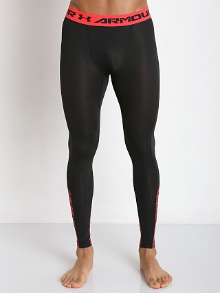 Under Armour Coolswitch Compression Leggings Black/Red