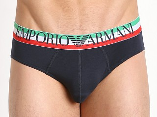 You may also like: Emporio Armani Italian Logo Brief Marine