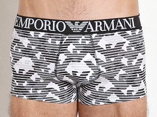 Emporio Armani All Over Printed Trunk Rock Eagle