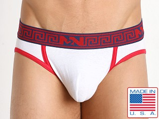 N2N Bodywear Spartan Brief White