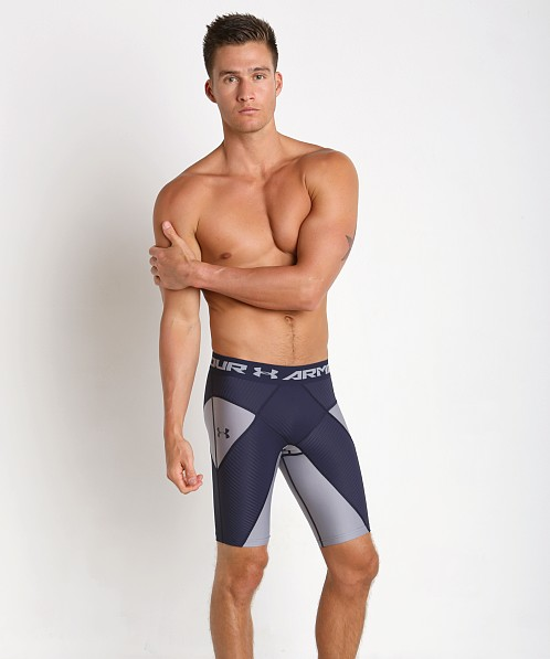 Under Armour Heatgear Compression Core Short Midnight Navy