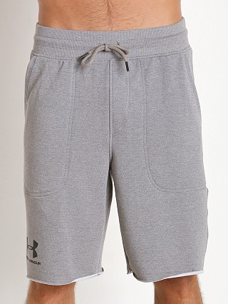 Under Armour Sportstyle Terry Short Greyhound heather