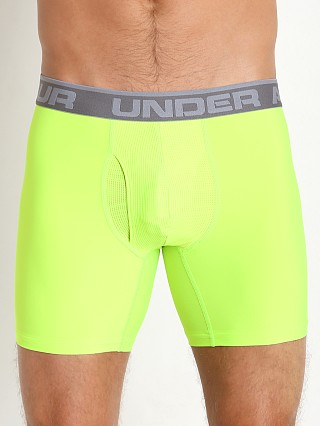 "Under Armour ""O"" Series 6"" Boxerjock Hyper Green"