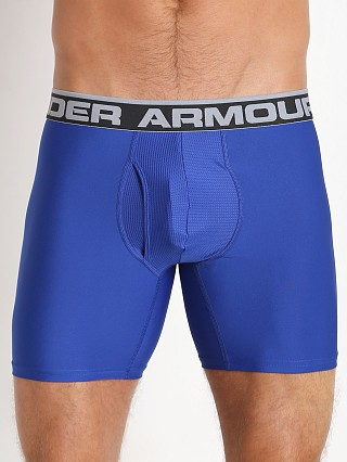 "Complete the look: Under Armour ""O"" Series 6"" Boxerjock Royal"