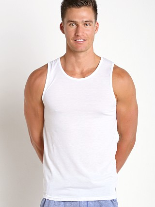 Under Armour Core Fitted Tank Top White