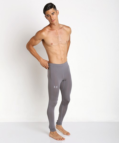 Under Armour Nobreaks Heatgear Tights Graphite/Flashlight