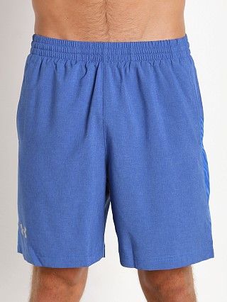 "Under Armour Launch 7"" Woven Short Ultra Blue"