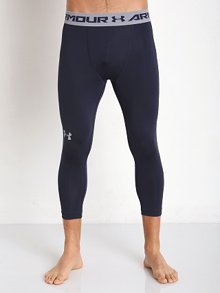 Under Armour Heatgear 3/4 Compression Legging Midnight Navy