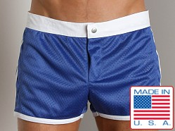 LASC Sixties Mesh Trunk Royal