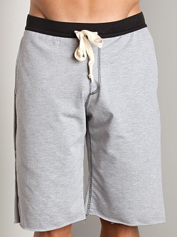 LASC Cotton Workout Shorts Grey