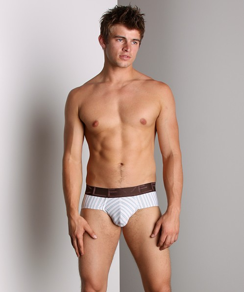 Clever Isaias Classic Striped Brief