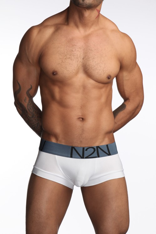 N2N Luxe Trunk White