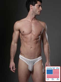N2N Net Thong White