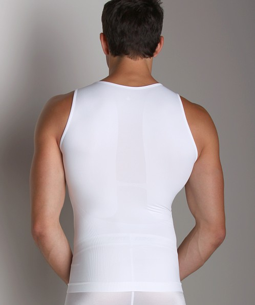 SPANX Zoned Performance Tank Top White